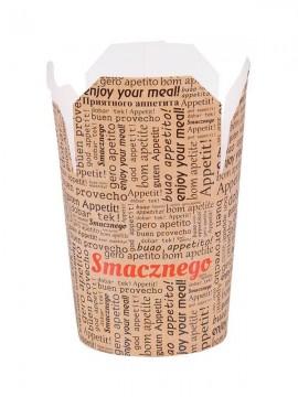 Pojemnik zamykany SMACZNEGO 750ml (50szt)