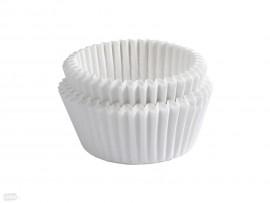 Foremki do ciasta białe 45x25 (200szt)