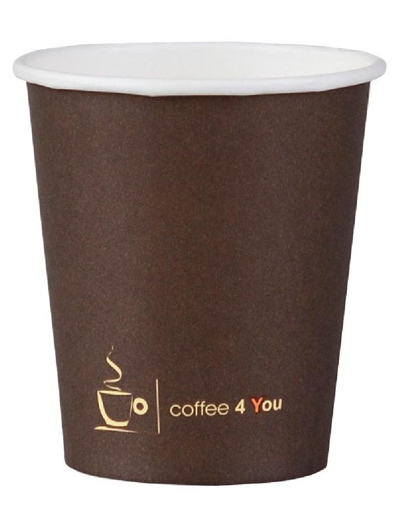 Kubek papierowy 200/250ml Coffee 4 You (100szt)