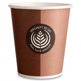 Kubek papierowy coffee to go 200/250 ml (50szt)