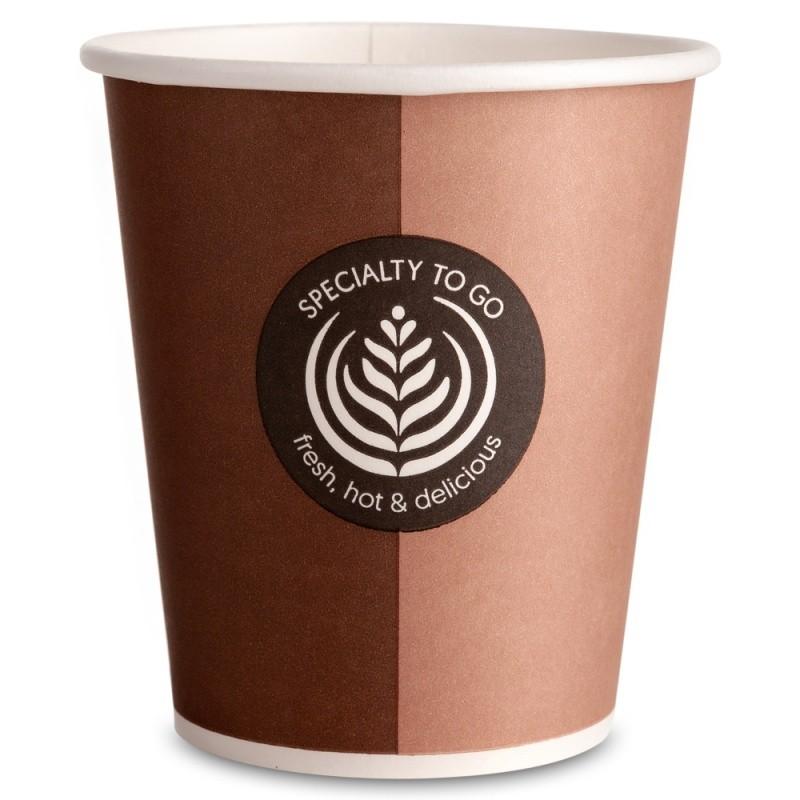 Kubek papierowy coffee to go 250 ml (50szt)