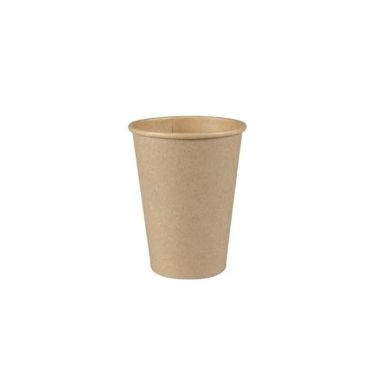 Kubek papierowy KRAFT 200ml (50szt)