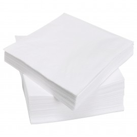 Serwetka AHA 40x40 3-w biała (100szt)