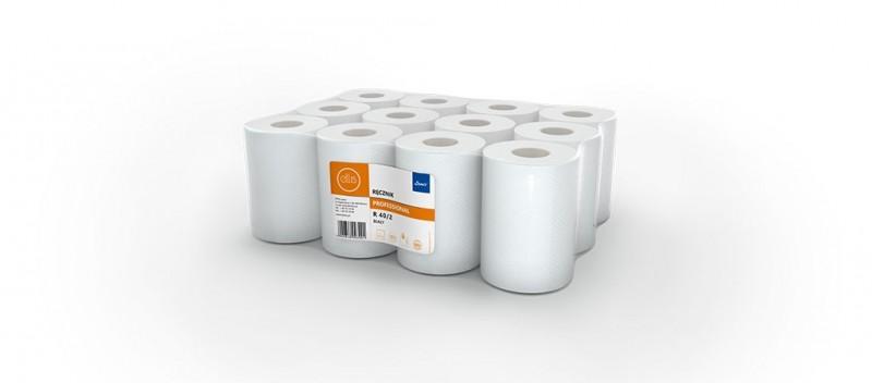 Ręcznik papierowy na roli Elis R40/2 (1szt)