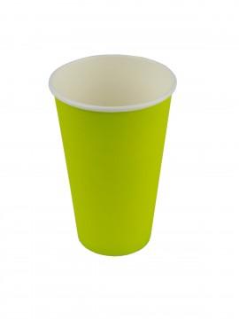 Kubek papierowy 400ml (50szt) Kiwi
