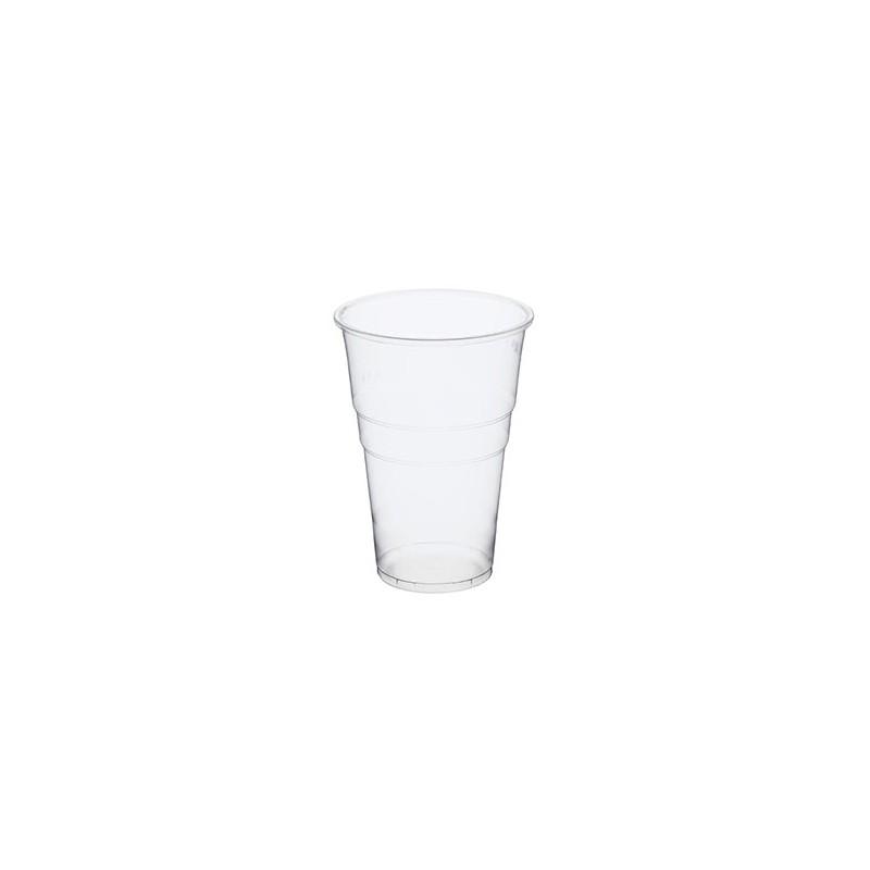 Kubek kufel plastikowy do piwa 400ml (50szt)