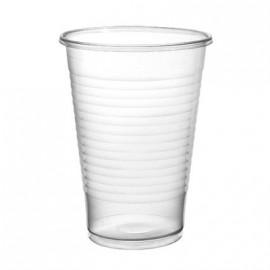 Kubek plastikowy przezroczysty 200ml (100szt.)