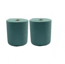 Ręcznik czyściwo zielony na roli (1sztuka)