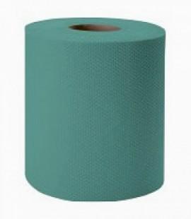 Ręcznik papierowy zielony na roce (1sztuka)