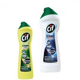Mleczko do czyszczenia Cif 700ml (1sztuka)