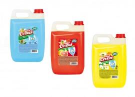 Płyn do mycia naczyń Cytrusek 5l (1sztuka)