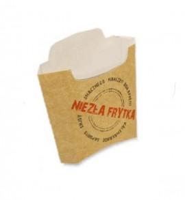 Pudełko papierowe na frytki 100g (50szt)