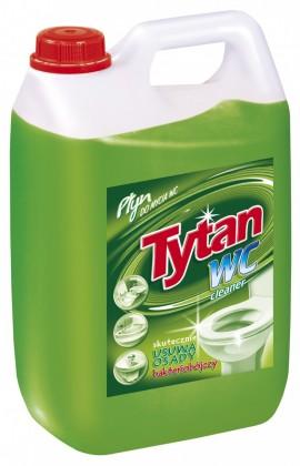 Płyn do mycia WC Tytan 5L (1sztuka)