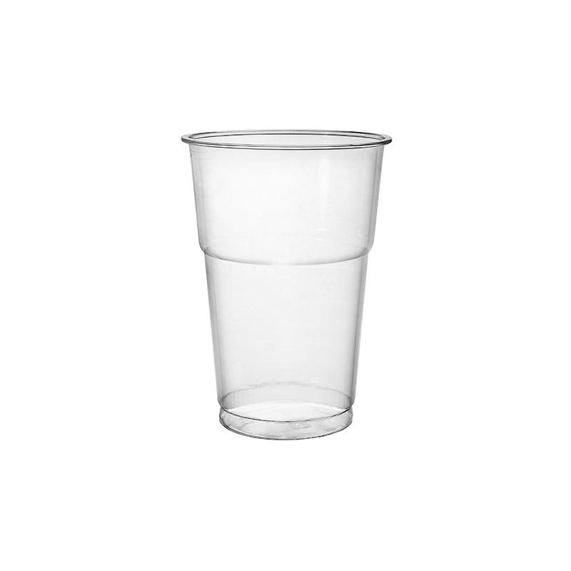 Kubek plastikowy Tulip/PET 400/550ml (50szt)