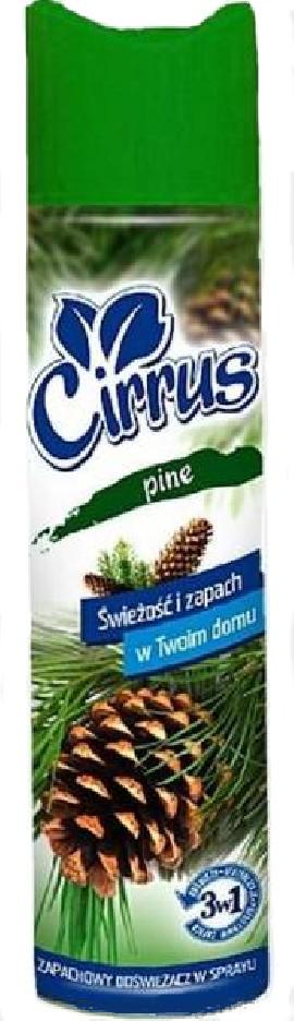 Odświeżacz powietrza Cirrus Pine 300ml (1sztuka)