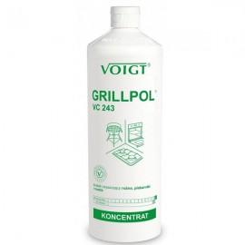 Grillpol - środek do usuwania tłustych zabrudzeń 1L (1szt)