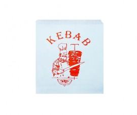 Koperta papierowa kebab (200szt)