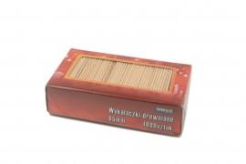 Wykałaczki drewniane (1000szt)