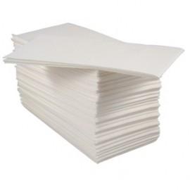 Serwetki składane 1/8 33x33 białe (500szt)