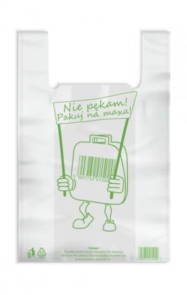 Reklamówka HDTS 25/45 52mik NADRUK (100szt)