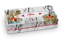 Chusteczki higieniczne Decor Box (100szt)