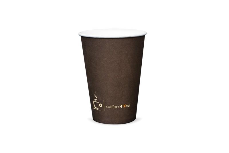 Kubek papierowy coffee 4 you 300ml (50szt)